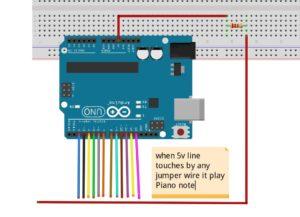How to make Arduino piano.