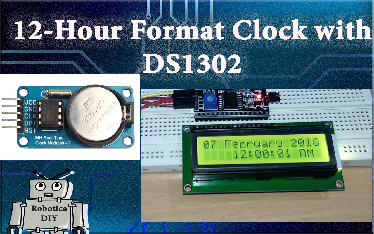 How to make 12 hour format clock.