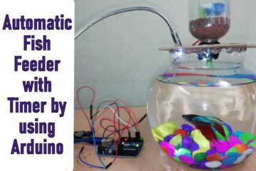 Automatic Fish Feeder with arduino