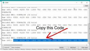 Copy this IR code
