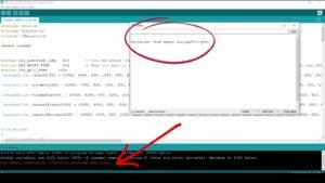 getting error with arduino uno and nano