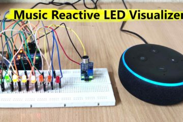 Arduino Music Reactive LED