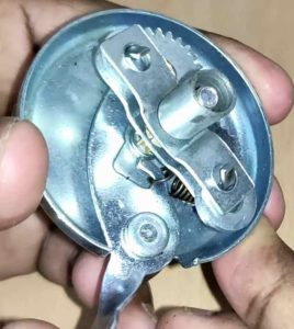 Removing Bell Mechanism