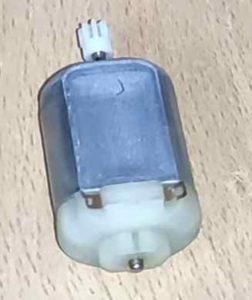 Toy DC motor