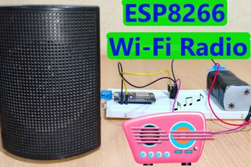 ESP8266 How to make Wi-Fi Radio ESP8266 Audio thumbnail